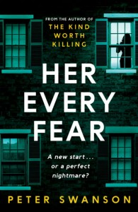 Her Every Fear - Peter Swanson - Faber - The Clothesline