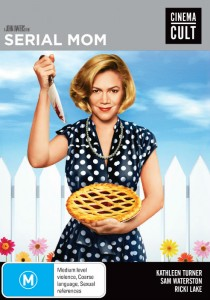 Serial Mom - Cinema Cult - Shock DVD - The Clothesline
