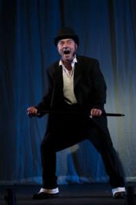 Jekyll & Hyde - David MacGillivray - Image by Daniel Salmond - Marie Clark MTC - The Clothesline
