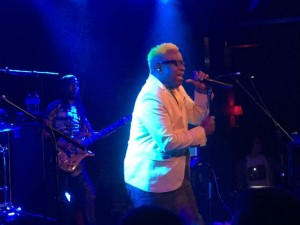 Living Colour @ The Gov - Doug Wimbish & Corey Glover - Image by Peter Marsella - The Clothesline