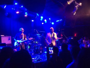 Living Colour @ The Gov - Vernon Reid & Corey Glover - Image by Peter Marsella - The Clothesline