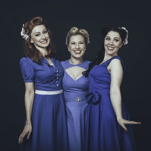 The Bailey Dolls - The Vintage Variety Hour - Adelaide Fringe - The Clothesline