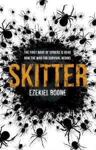SKITTER - Ezekiel Boone - Hachette Australia - The Clothesline
