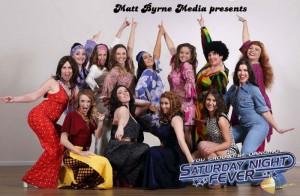 Saturday Night Fever - Female Cast - Matt Byrne Media - The Clothesline