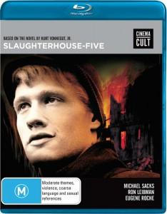 Slaughterhouse-Five - Shock DVD - The Clothesline
