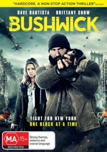 Bushwick DVD - Defiant Screen Entertainment - The Clothesline