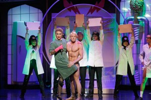 Rocky Horror Show - Frank & Rocky - AdFestCent - The Clothesline