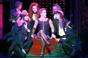 Rocky Horror Show - Frank, Servants & Phantoms - AdFestCent - The Clothesline