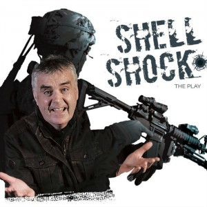 Shell Shock sm - Guy Masterson - ADLfringe - The Clothesline