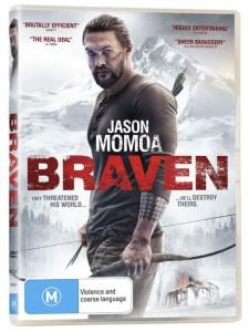 Braven - Jason Moama - Defiant Screen Entertainment - The Clothesline