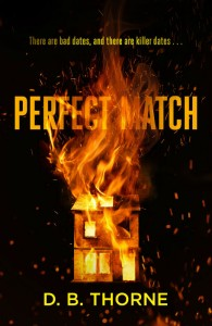 Perfect Match - D.B. Thorne - Corvus - Allen & Unwin - The Clothesline