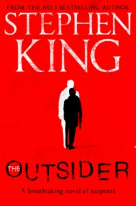 The Outsider - Stephen King - Hachette Australia - The Clothesline