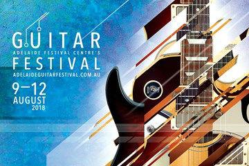 Adelaide Guitar Festival 2018 - Adelaide Festival Centre - The Clothesline