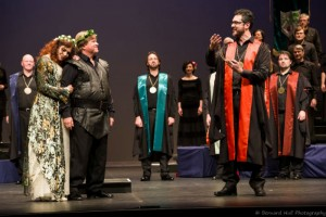 Mastersingers Of Nuremburg III - Kate Ladner, Bradley Daley - State Opera SA - The Clothesline