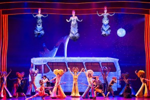Priscilla Queen Of The Desert Musical Cast - Adelaide Festival Centre - The Clothesline