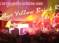GOODBYE YELLOW BRICK ROAD – A Tribute To The Life And Songs Of Elton John: Performed in Cabaret Mode by Flaming Sambucas Live @ The Regal