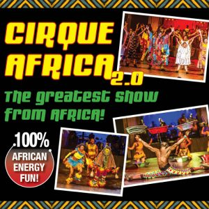 Cirque Africa - Winston Ruddle - ADLfringe - The Clothesline