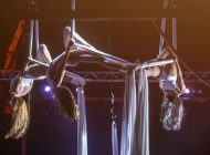 Le Aerial: Flamboyantly Mesmerising Aerial Feats ~ Adelaide Fringe 2019 Review