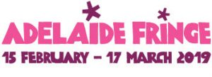 Adelaide Fringe 2019 Logo - ADLfringe - The Clothesline