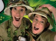 Let's Get Wild: Indiana Jones Meets Circus Silly ~ Adelaide Fringe 2019 Review