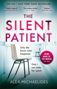 The Silent Patient - Alex Michaelides - Hachette Australia - The Clothesline