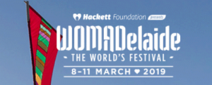 WOMAdelaide banner - The Clothesline