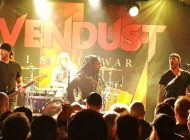 Sevendust: All I See Is War And A Definitive Dose Of Nu Metal At The Gov ~ Live Review