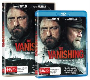 The Vanishing DVD - Defiant Screen Entertainment - The Clothesline