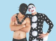 iOTA – Slap And Tickle: A Variety Show Like No Other ~ Adelaide Cabaret Festival 2019 Interview