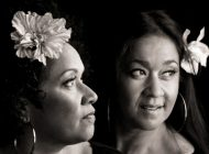 Vika & Linda – Between Two Shores: Beautiful Stories From These Iconic Singing Sisters ~ Adelaide Cabaret Festival 2019 Review