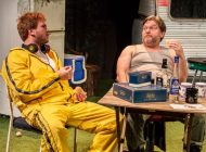 Jerusalem by Jez Butterworth: This Hell-Raiser Has Other Plans! ~ Theatre Review