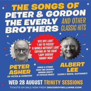 Peter Asher & Albert Lee Perform The Songs Of The Everly
