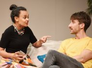 State Theatre Company's Black Is The New White: A Rom-Com Into A Bran Nu Dae ~ Theatre Review
