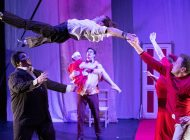 HOTEL PARADISO: Old School Acrobats By Lost In Translation Circus ~ Adelaide Fringe 2020 Review