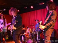 KIM SALMON & THE AFTER THOUGHT: Crankin' It Out At The Crown & Anchor ~ Live Review