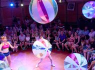 Petit Circus: Slapstick And Acrobatics Fun For Kids And Their Pet Adults ~ Adelaide Fringe 2020 Review