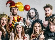 Shit–Faced Shakespeare: Inebriated Hamlet Is Seriously Funny ~ Adelaide Fringe 2020 Review