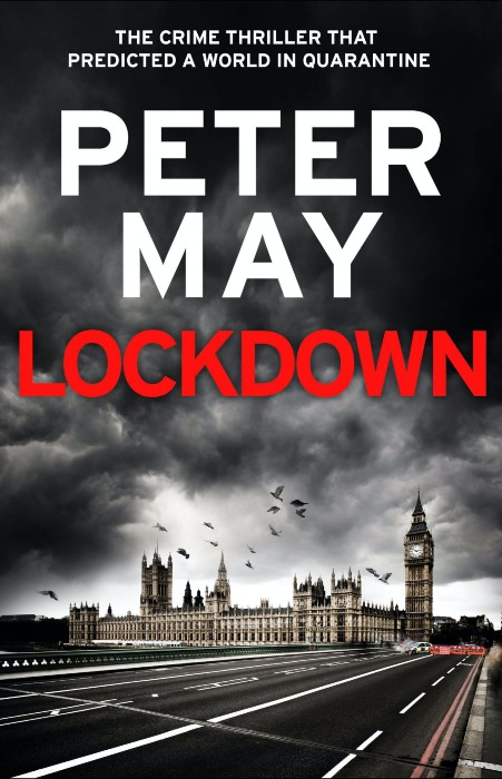 LOCKDOWN - Peter May - Hachette Aust. - The Clothesline