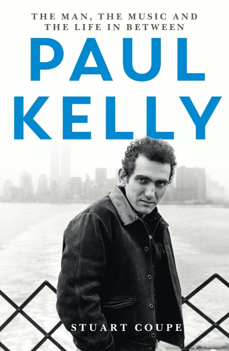 Paul Kelly The Man... by Stuart Coupe