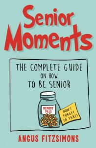 Senior Moments Book Cover