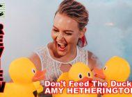 Amy Hetherington: Don't Feed The Ducks ~ Adelaide Fringe 2021 Review