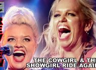 The Cowgirl And The Showgirl Ride Again: Cabaret Loves Country Loves Cabaret ~ Adelaide Fringe 2021 Review