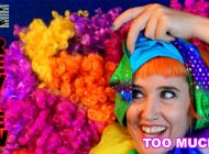 Too Much: Angela Faith Is Original, Engaging And Lots Of Fun ~ Adelaide Fringe 2021 Review
