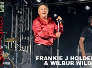Legends Of Ol'55 w/ Frankie J Holden & Wilbur Wilde: Wamalama Bamalama! ~ Live Review