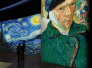 Van Gogh Alive – The Experience Adelaide: Vincent Van Gogh Goghs Off ~ Review
