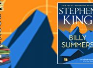 BILLY SUMMERS by Stephen King: Shot To The Heart ~ Book Review