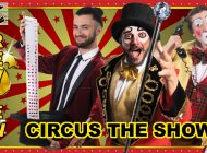 CIRCUS ~ THE SHOW: An Hour Of Fun And Mischief That Kids & Adults Absolutely Loved ~ Review