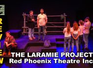 The Laramie Project: We Don't Raise Our Children Like That Around Here ~ Theatre Review